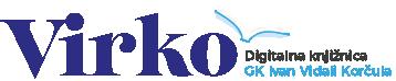Virtualna Korcula Logo